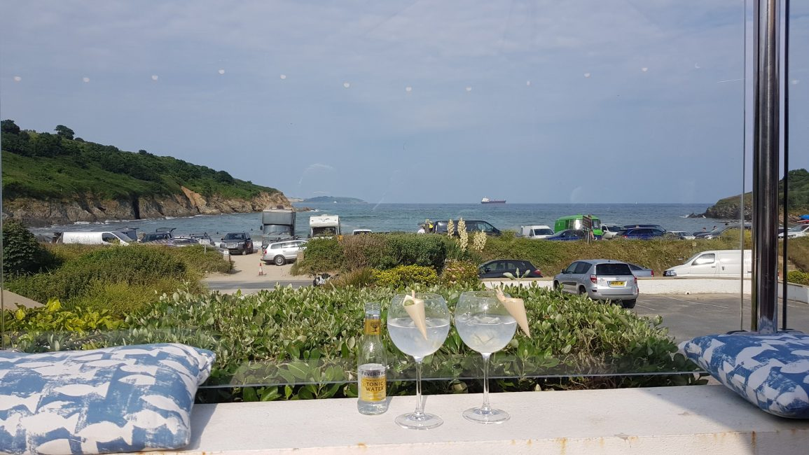 G&T at Maenporth