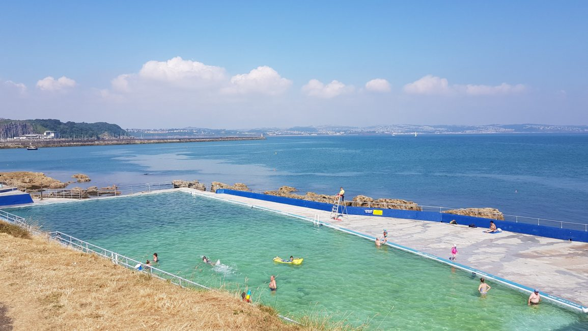 Brixham seawater pool