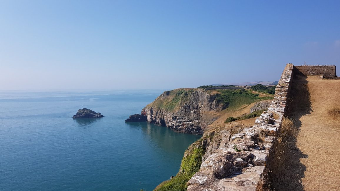From Berry Head nature reserve to Sharkham Point