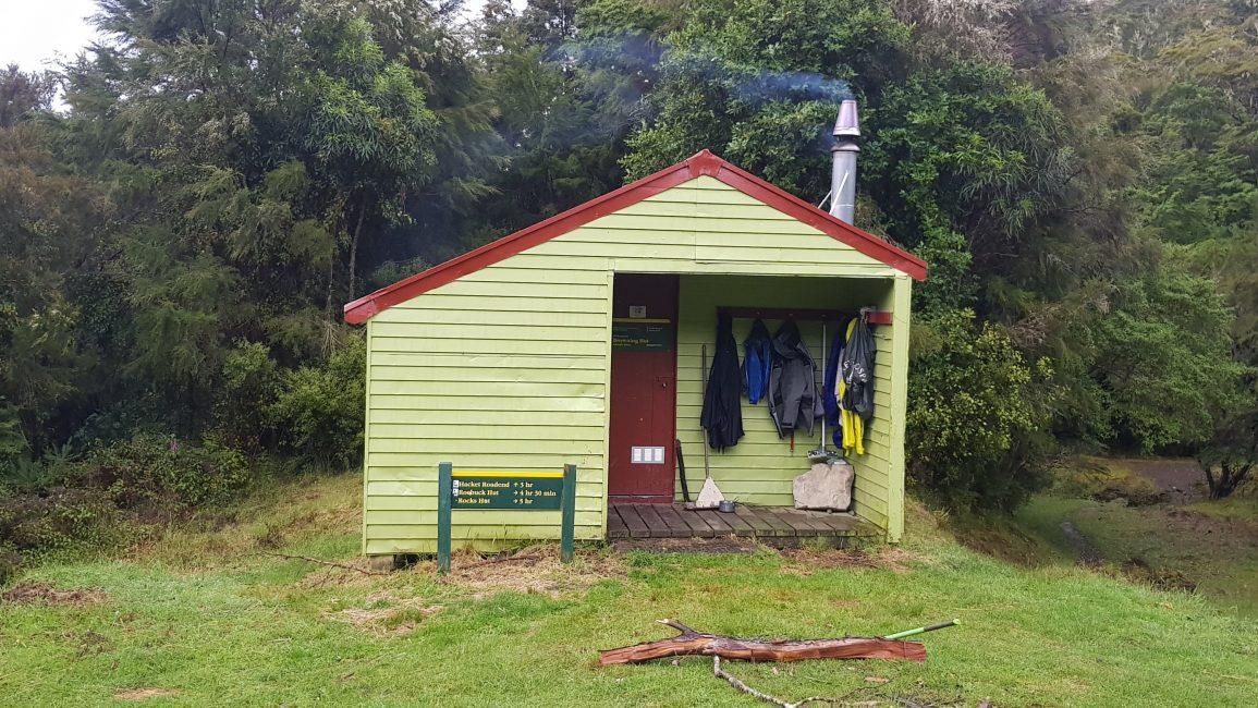Browning hut Te Araroa Trail