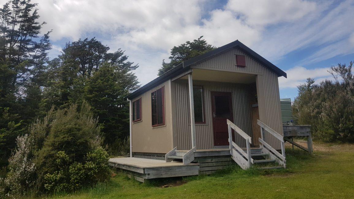 Red Hills hut
