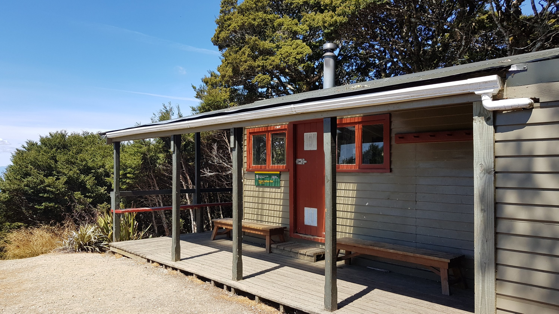 Mount Arthur hut - a little beauty