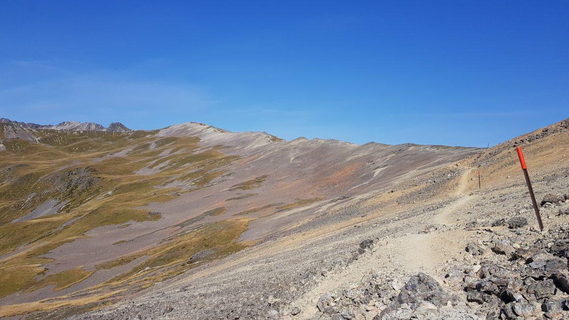 The Robert Ridge Route