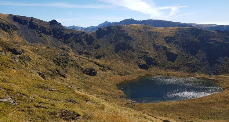 Lake Peel Kahurangi National Park