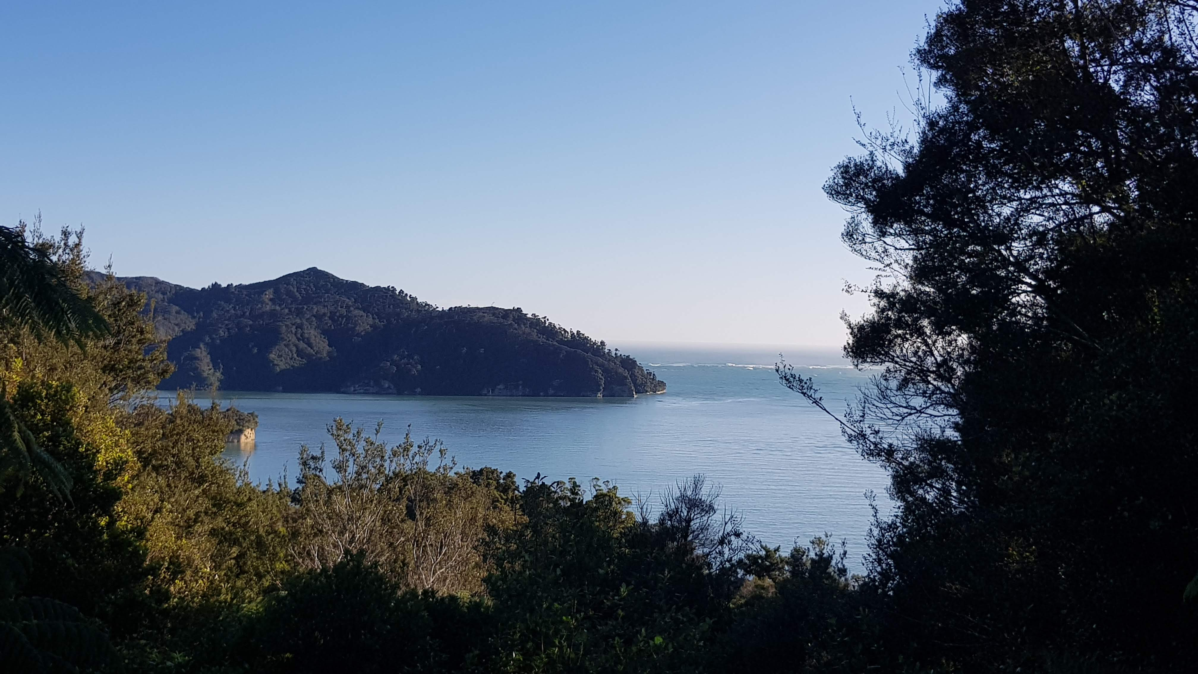 First glimpse of the Whanhganui inlet
