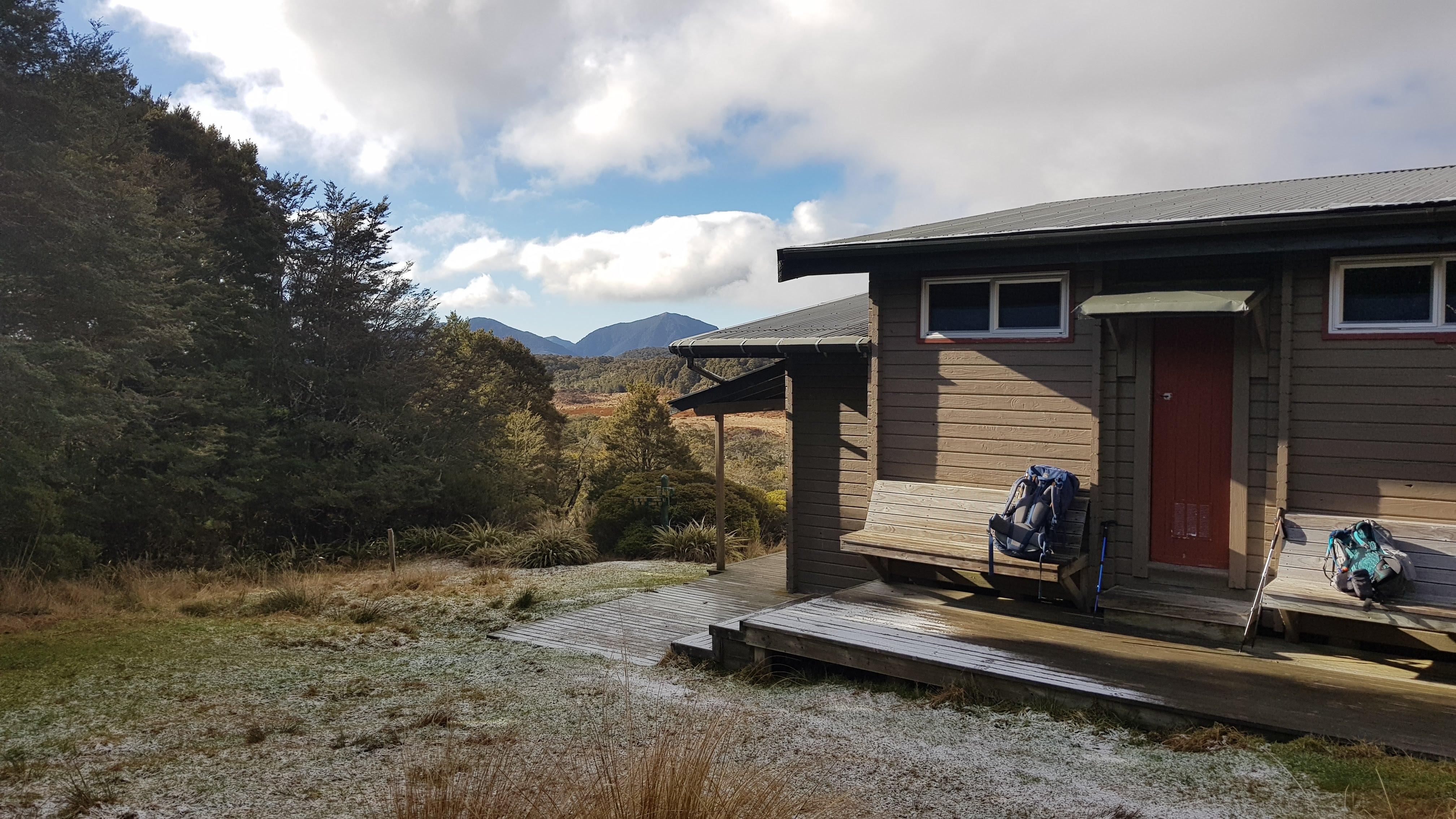 Salisbury hut