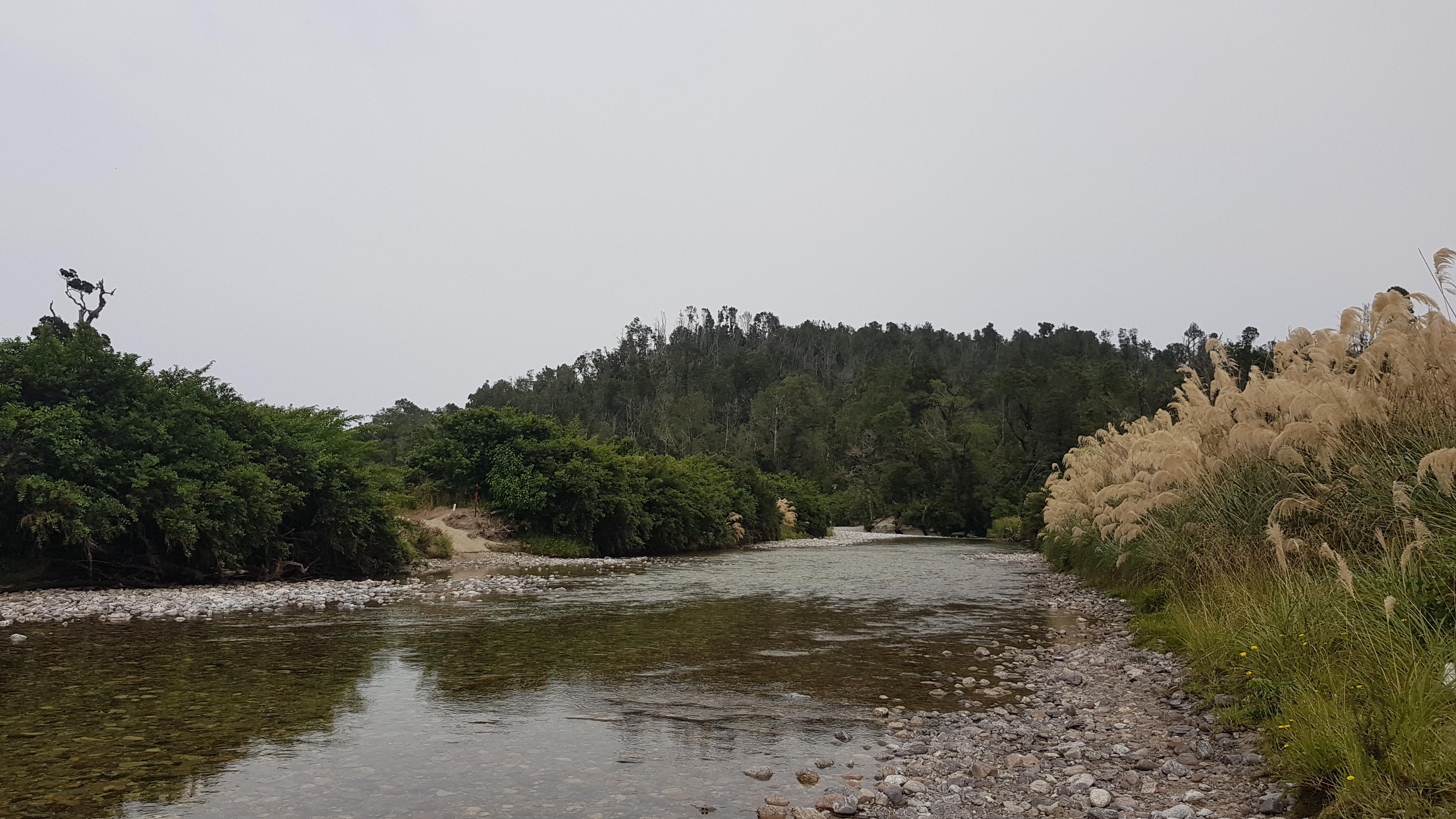 Crossing Bullock Creek