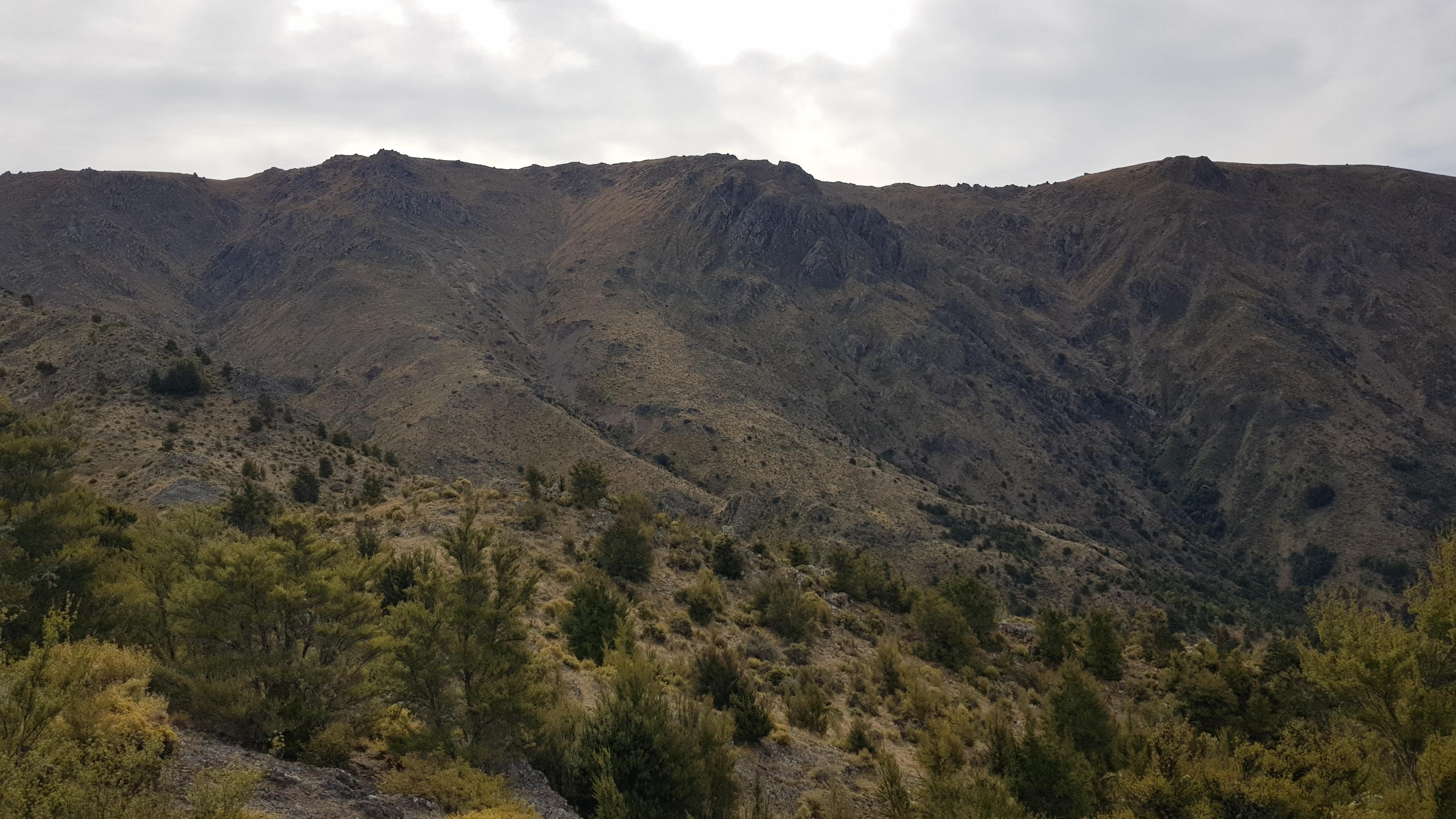 The Blairich Range