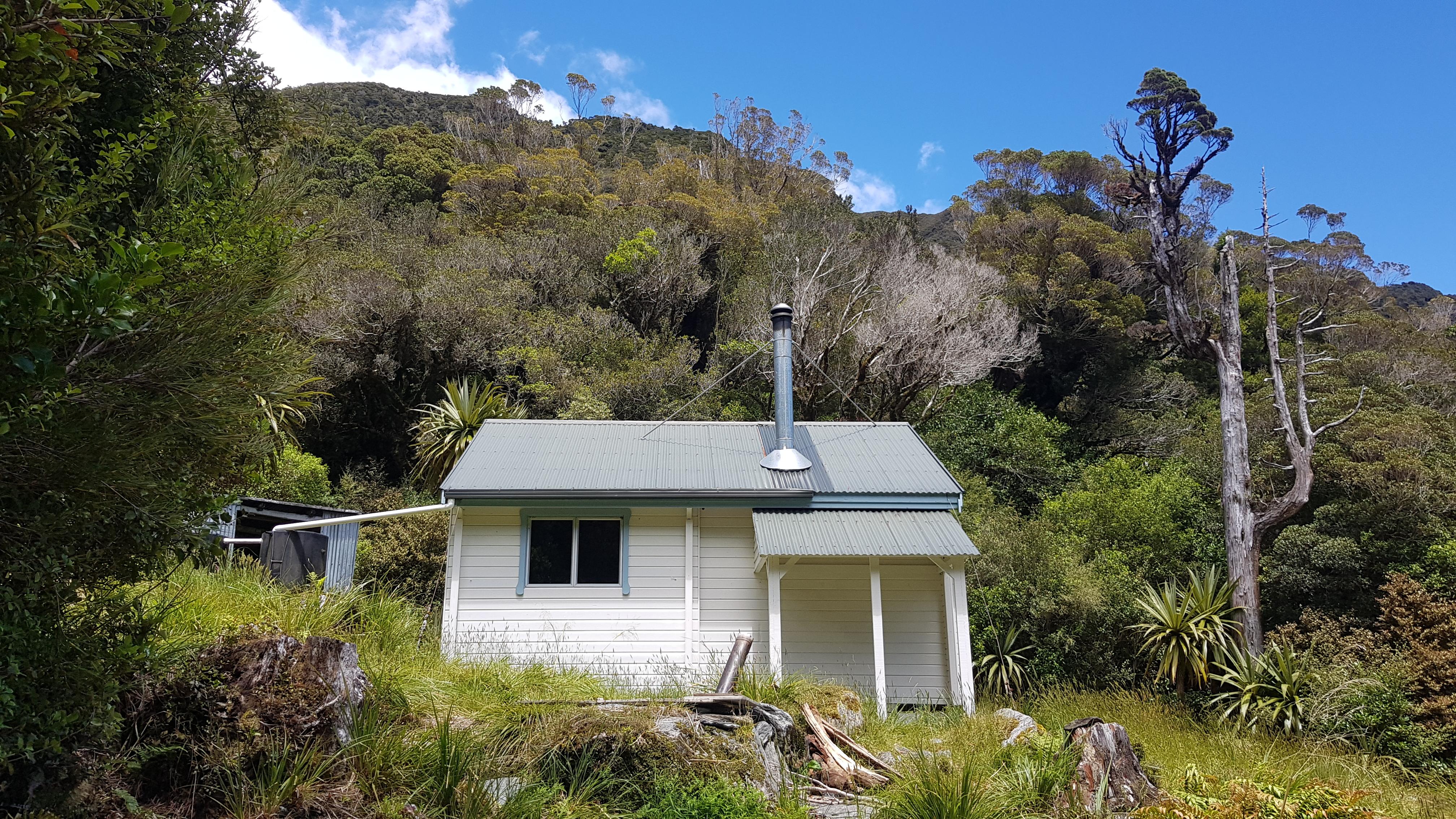 Camp Creek hut
