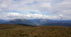 Views of Lake Rotoiti from Beebys Knob