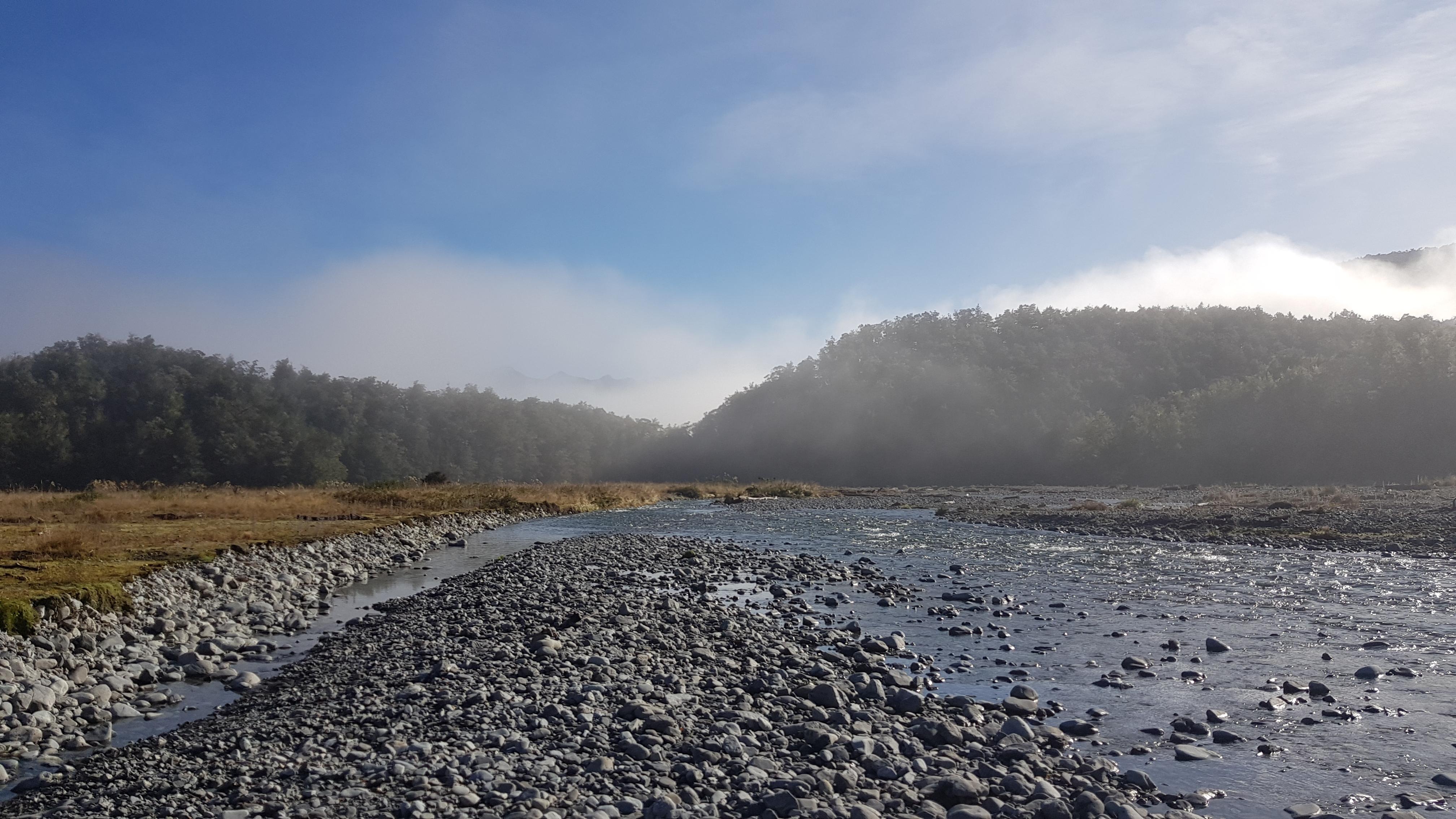 The Maruia River