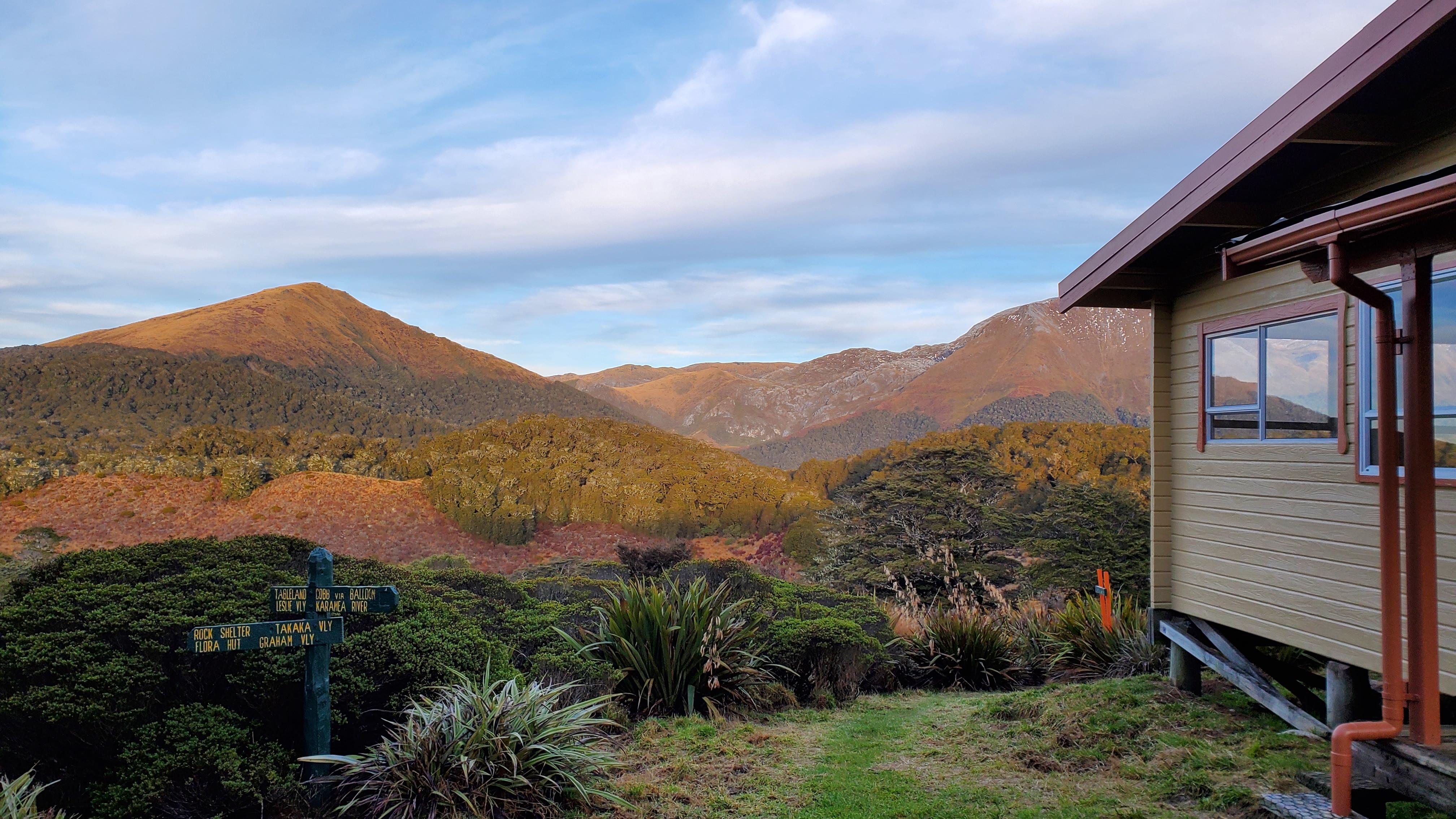 Views from Salisbury Lodge