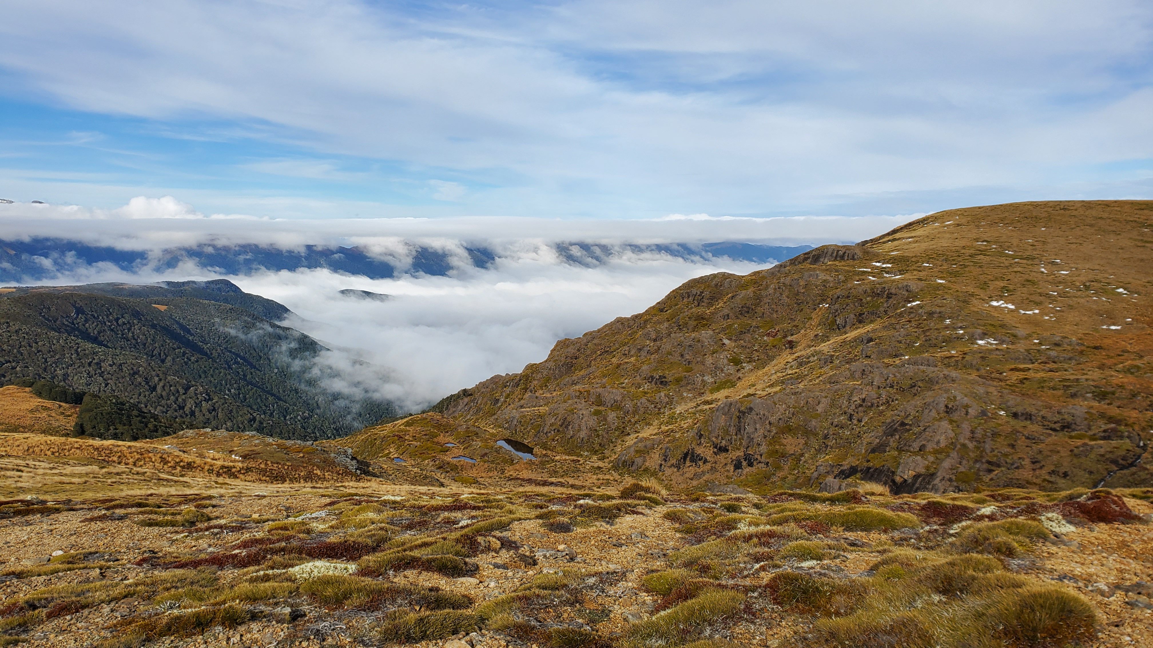 Views to the West from the Tableland